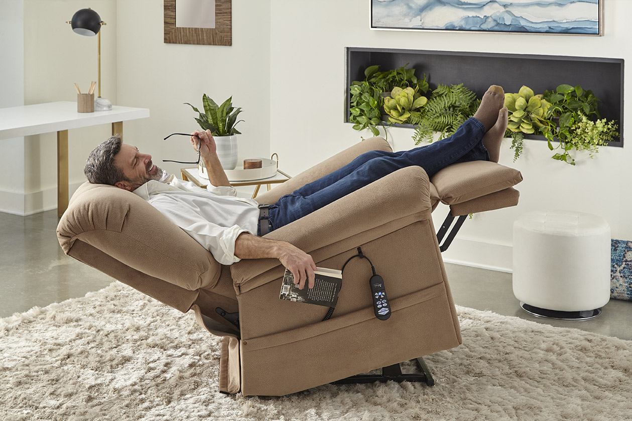 Tilt Technology Recliners