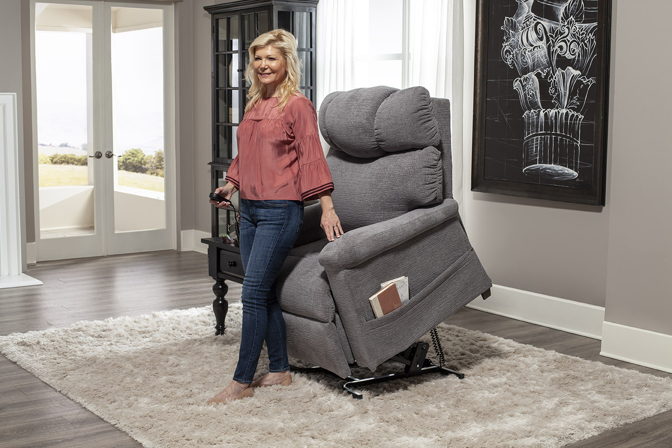Power Recliners & Lift Chairs | UltraComfort